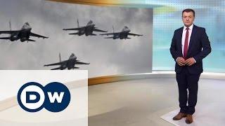 Авиаудары в Сирии: Путин помогает Асаду - DW Новости (30.09.2015)