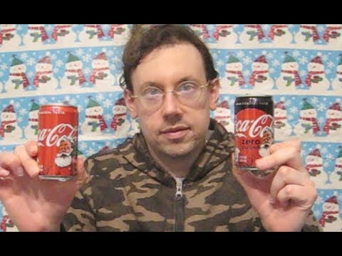 Coca-Cola Zero Sugar vs. Coca-Cola Review