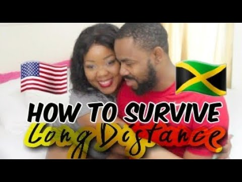 How To Survive A Long Distance Relationship | Jamaican & American