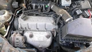 Двигатель Chery для Bonus (A13) 2011 после