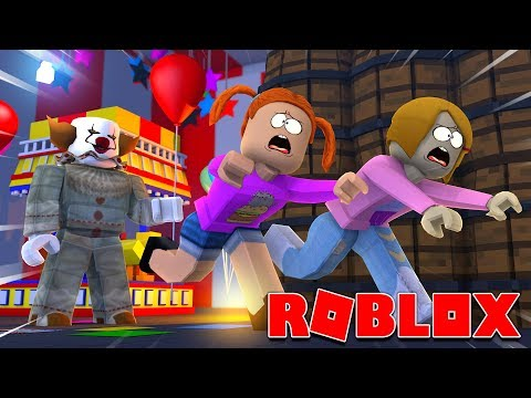 Roblox | We Went To The Circus And Something Went Very Wrong!
