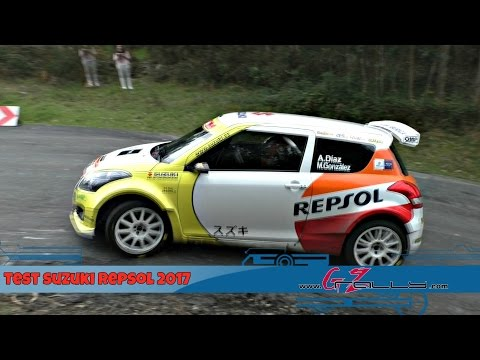Test Day Suzuki Repsol [J.Vinyes/G.Antxutegui/A.Diaz]