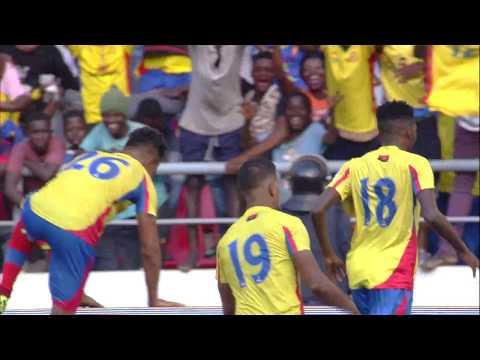 FULL HD - Final da Taça de Angola em Futebol - Petro x 1º Agosto - 2017