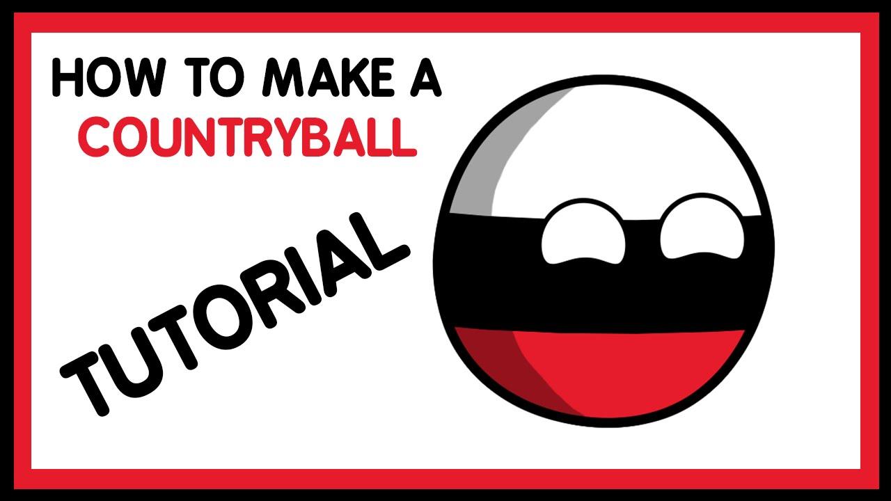 Countryball Comic Ball Creator 0 01 Youtube
