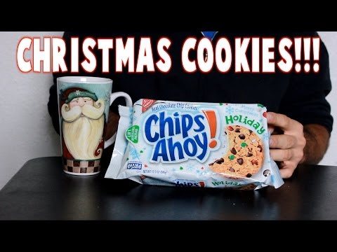 Holiday Chips Ahoy Cookies - Really? #HolidayRant (Freak N Review Ep 10)