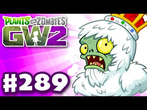 THE YETI KING BOSS HUNT! - Plants vs. Zombies: Garden Warfar