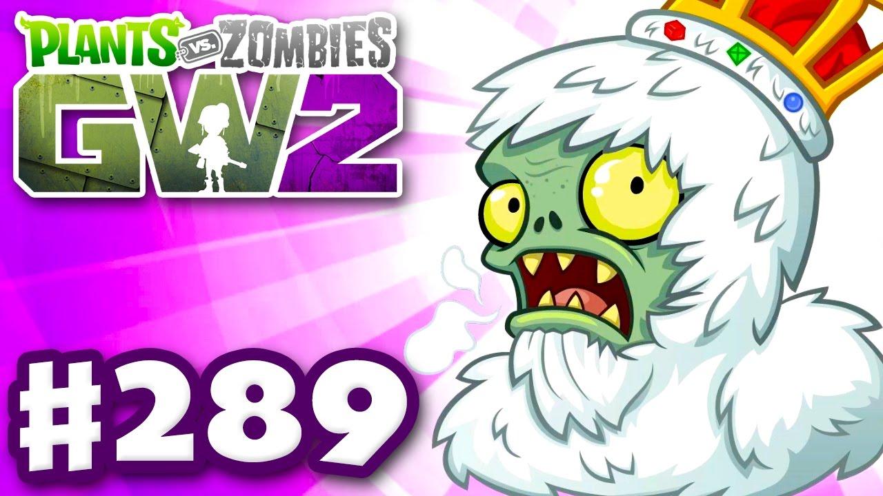 THE YETI KING BOSS HUNT!   Plants Vs. Zombies: Garden Warfare 2   Gameplay  Part 289 (PC)   YouTube