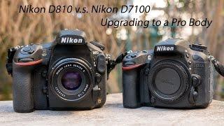 видео Nikon D7100 vs. Canon 70D - что лучше выбрать? D7100 или 70D - противостояние систем.