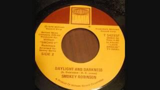 SMOKEY ROBINSON  DAYLIGHT AND DARKENESS