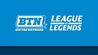 BTN League of Legends: Maryland vs. Ohio State & Wisconsin vs. Iowa