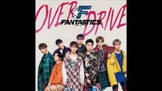 FANTASTICS from EXILE TRIBE OVER DRIVE cover