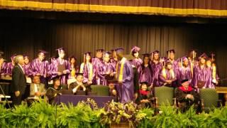 TKA Graduation Kelechi Ibe Diploma