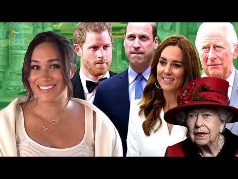 ROYAL FAMILY united to share SWEET MESSAGE for MEGHAN MARKLE as they attempt to win back Harry