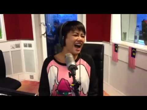 Stacy - Pelangi Senja@Radio Era ( Pray4MH370)