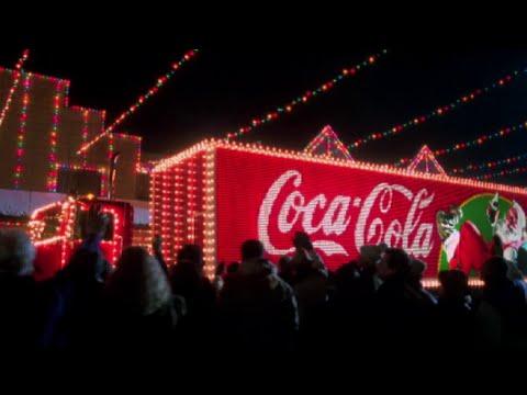 Coca-Cola - Sarbatorile revin!