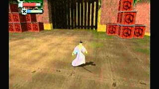 Samurai Jack Game PS2 part5
