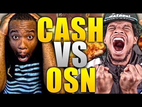 CASH NASTY VS OSN! NBA 2k16 MyTeam MOST INTENSE GAMEPLAY EVER!