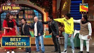The Hungama Shock Challenge   The Kapil Sharma Show Season 2   Best Moments
