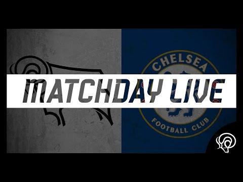MATCHDAY LIVE I Derby County U23s Vs Chelsea U23s