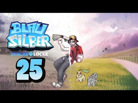Let's Play Pokémon Blau & Silber [Synchrolocke / German] - #25 - Ruhe der Toten