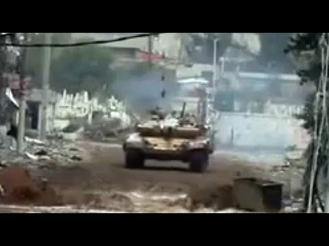 ᴴᴰ Syria ♦ Men against Tanks in Darayya