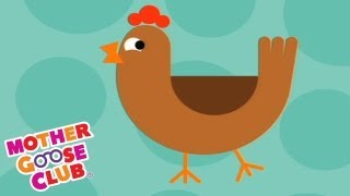 One Two Buckle My Shoe Animated (HD) | Mother Goose Club Playhouse Kids Song