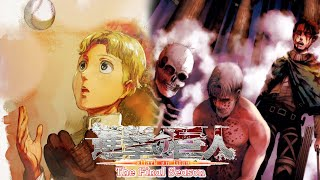 DOMINGO DOBLE  Shingeki No Kyojin THE FINAL SEASON (Episodios 14 y 15) Levi vs Zeke 3, Armin vs Eren