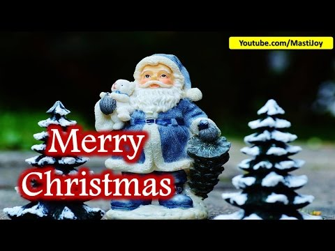 Merry Christmas 2017 Wishes, Whatsapp Video, Xmas Greetings, Christmas Music, Songs and SMS