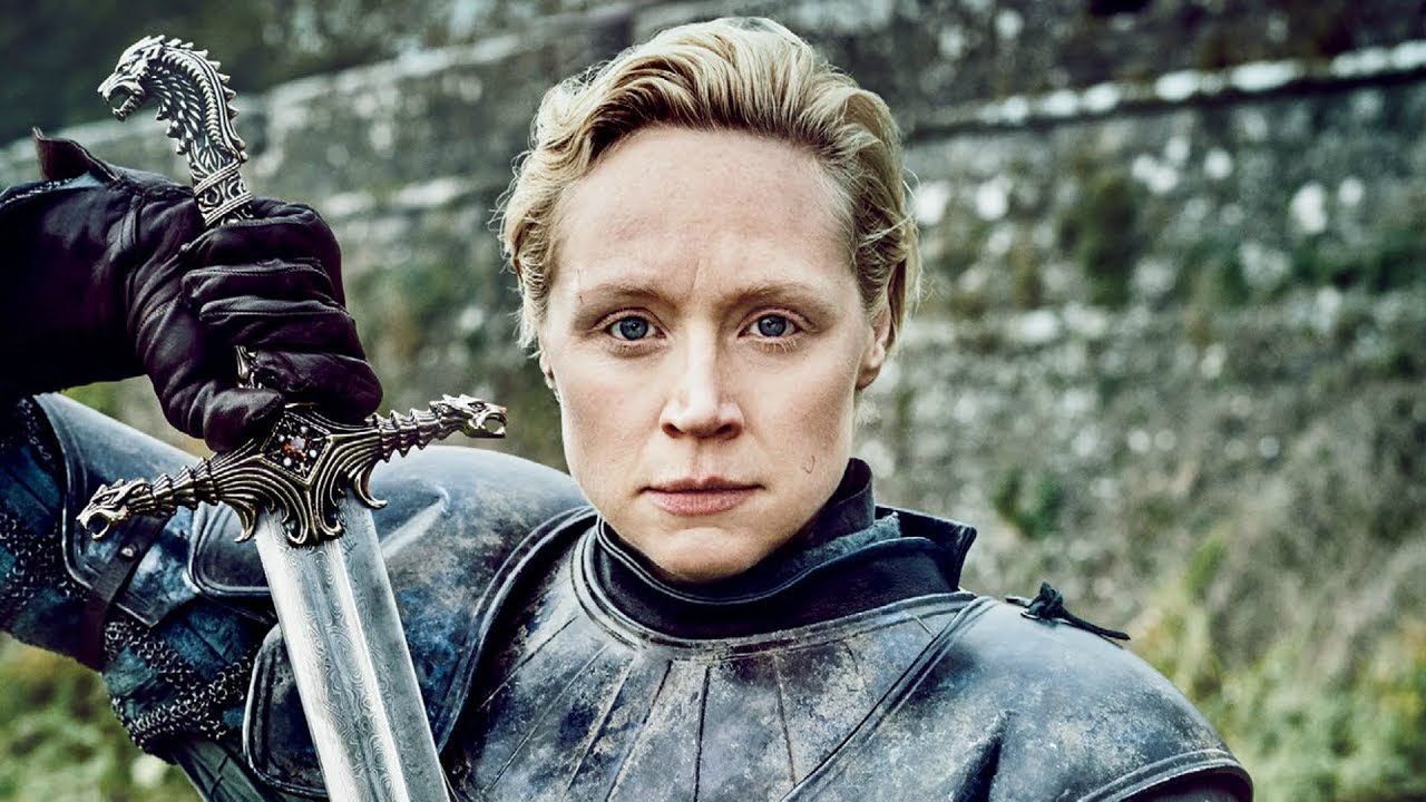 Brienna  of Tarth in Games of Throne