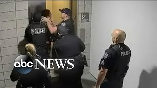 Chief calls level of force used by officers during Arizona arrest