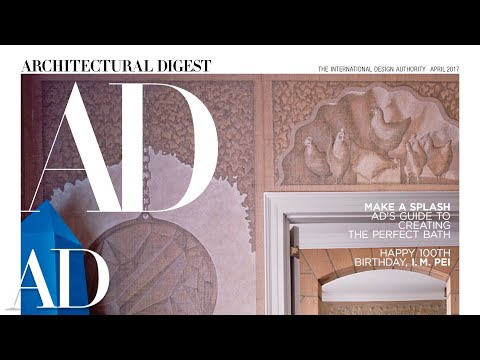 Introducing The New AD | Architectural Digest