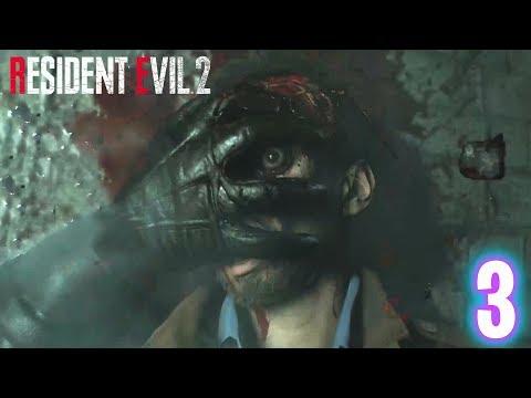 DIOS MIO!!! Resident Evil 2 Remake - Luzu