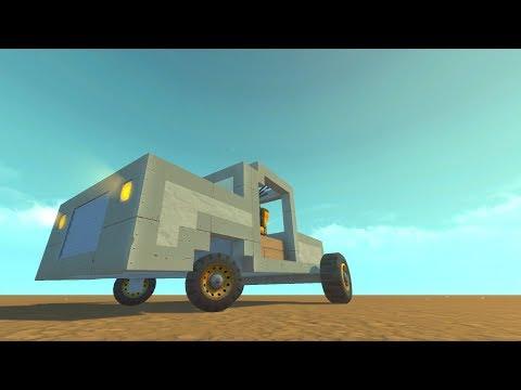 VI BYGGER EPA | Scrap Mechanic