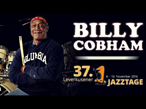 Billy Cobham & Band - Leverkusener Jazztage 2016