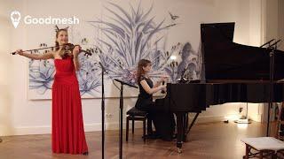 Anna Fedorova & Dana Zemtsov - M. De Falla: Siete Canciones Populares Espanolas, N. 5: Nana (1914)