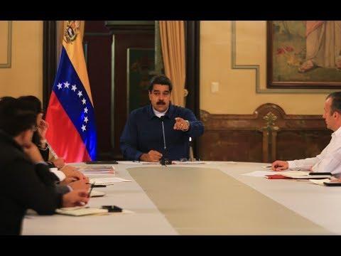 Palabras completas de Nicolás Maduro este 13 agosto 2018 sobre Plan de Recuperación Económica