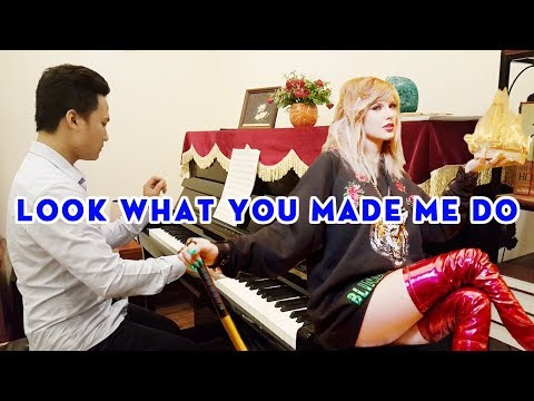 Taylor Swift – Look What You Made Me Do | Taylor Swift's New Album 'reputation' | Piano Cover