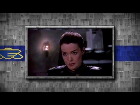 Babylon 5 Data Files - Susan Ivanova