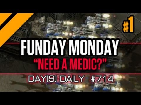 Day[9] Daily #714 - Funday Monday - Need a Medic? - P1