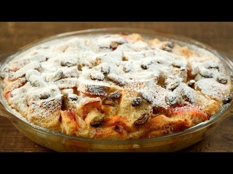 Bread Pudding Recipe | Yummy Dessert Recipe | The Bombay Chef – Varun Inamdar