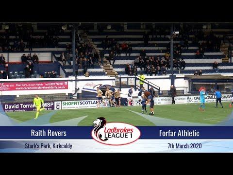 Raith Forfar Goals And Highlights
