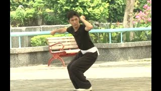 Xiao Baji Boxing With Adam Hsu