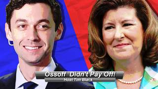 Why Jon Ossoff Lost The Georgia Special Election