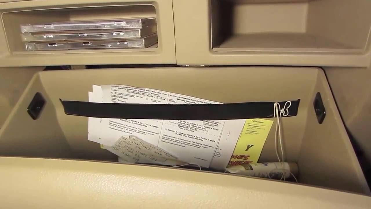 how to change cabin air filter in kia sedona or hyundai