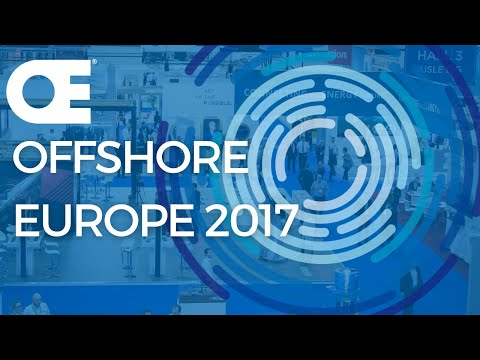 SPE Offshore Europe 2017 Day 1 Highlights