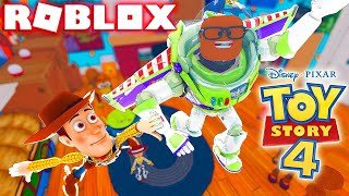 I Was In The TOY STORY 4 Movie IN ROBLOX (THINGS DID NOT TURN OUT WELL!)