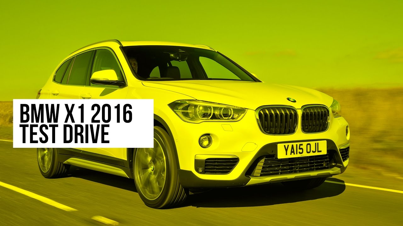 Test Drive Of The Brand New Bmw X1 2016 Specs Price Features More