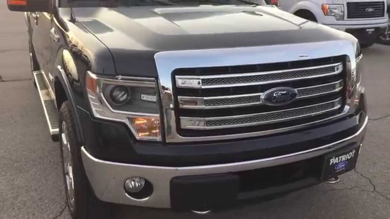 ekf45927 2014 ford f 150 king ranch black patriotford. Black Bedroom Furniture Sets. Home Design Ideas