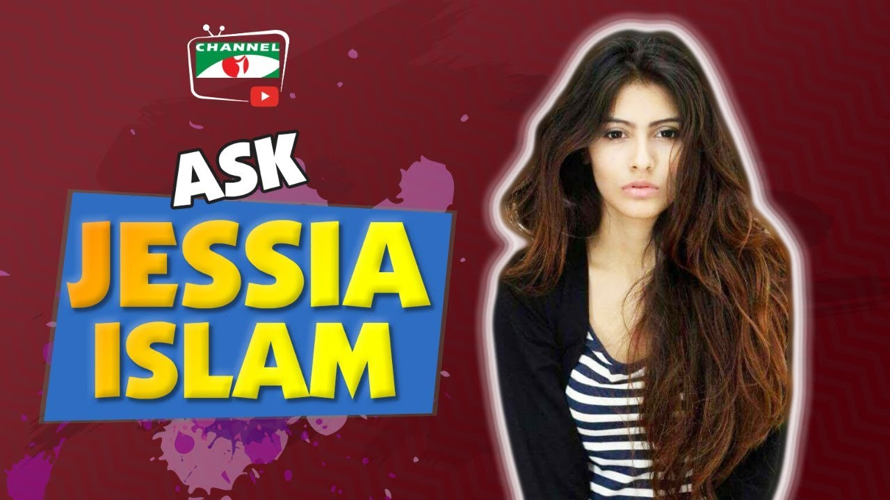 Ask Jessia Islam | Miss World Bangladesh 2017 | Channel i TV