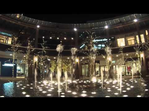 🔥Fire, Ice & Water in Downtown Salt Lake City, Utah, U.S.A.  2016